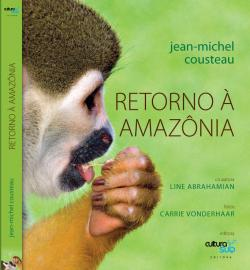 Return to the Amazon - Portuguese version cover