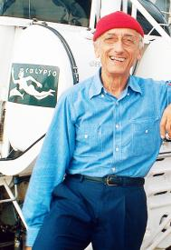 Captain Jacques Cousteau