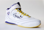Ocean Futures Society Online Holiday Auction: Los Angeles Lakers Autographed Shoes