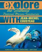 Ocean Futures Books autographed by Jean-Michel Cousteau such as Explore the Southeast National Marine Sanctuaries with Jean-Michel Cousteau